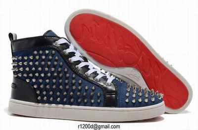 louboutin homme pas cher chine